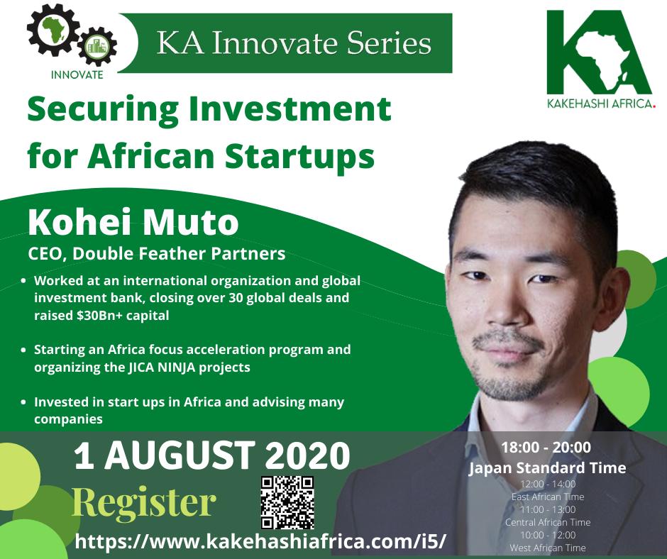 KA Innovate 5 (August 1st)